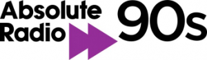 Absolute Radio 90s logo